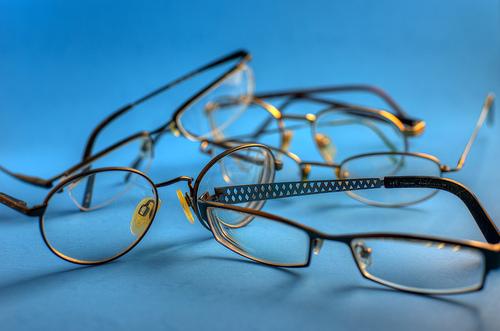 Glasses of Negativity