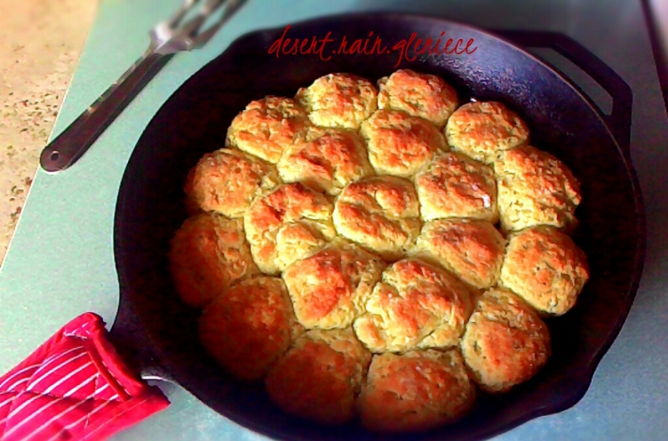 Red Apron Recipe-Rosemary Mini Biscuits